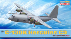 Dragon Wing Diecast C-130K Hercules 47Sqd Raf :400, LIST PRICE $42.99