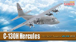 Dragon Wing Diecast C-130H HERCULES 109th MN ANG , LIST PRICE $34