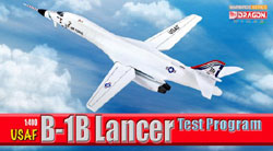 Dragon Wing Diecast Usaf B-1B Lancer Test Prog:400, LIST PRICE $40