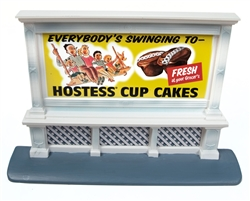 Classic Metal 1:87 Billboard Hostess  , LIST PRICE $12.95