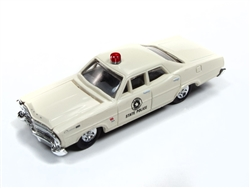 Classic Metal 1:87 1967 Ford State Police Car  , LIST PRICE $16.75