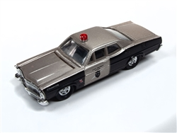 Classic Metal 1:87 1967 Ford State Hwy Patrol Car  , LIST PRICE $16.75