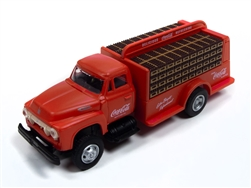 Classic Metal 1:87 1954 Ford Bottle Truck Coca-Cola  , DUE 11/30/2018, LIST PRICE $19.95