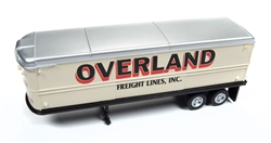 Classic Metal 1:87 AeroVan Trailer Overland Freight  , DUE 11/30/2018, LIST PRICE $21.95