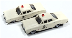 Classic Metal 1:160 1967 Ford State Police Car  , LIST PRICE $19.95