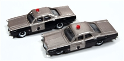 Classic Metal 1:160 1967 Ford State Hwy Patrol Car  , DUE 11/30/2018, LIST PRICE $19.95