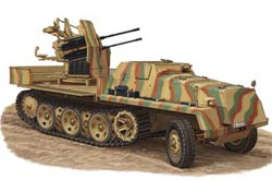 Bronco Models sWs W/2cm Flakwiering 38 1:35, LIST PRICE $74.95