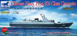 Bronco Models CHINESE NAVY TYPE 056 1:350 NS, LIST PRICE $38.75