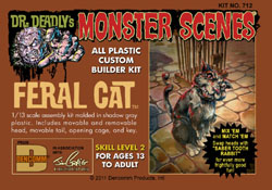 DR Deadly's Feral Cat Dr Deadly'S, LIST PRICE $15.98