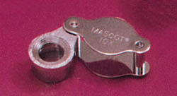 Mascot Tools 10 X POCKET MAGNIFIER, LIST PRICE $12.95