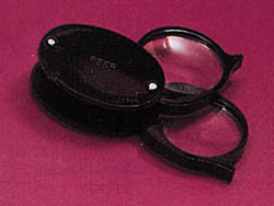 Mascot Tools 4X_5X_9X FOLDING MAGNIFIER, LIST PRICE $22.95