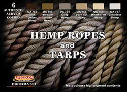 Creations Unlimited A Hemp Ropes & Tarps Paint, LIST PRICE $34.99