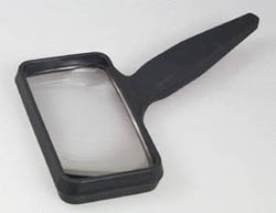 "Donegan Optical Co. (Optivisor) 2""x4"" Rect w/Bifoc Magnfr, LIST PRICE $13.98"
