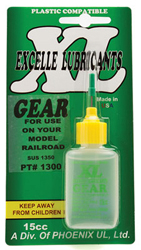 Excelle Lubricants XL Gear Lube, LIST PRICE $7.49