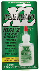 Excelle Lubricants XL PTFE Grease 2, LIST PRICE $7.49