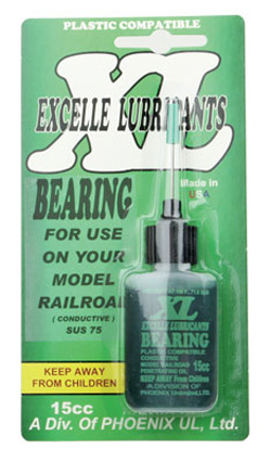 Excelle Lubricants XL Bearing Lube, LIST PRICE $7.96