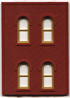 Design Preservation 2ND STORY ARCHED 4 WINDOW, LIST PRICE $9.99