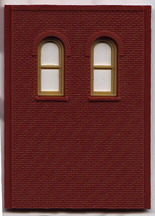 Design Preservation 2ND STORY UPPER ARCHED 2WINDOW, LIST PRICE $9.99