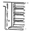 Custom Finishing HO Steps platform SD/GP   4/, LIST PRICE $13.95
