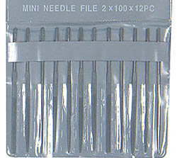 Excel Hobby Blades 12 Mini file set, LIST PRICE $16.44