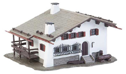 Faller HO Mountain Chalet, DUE TBA, LIST PRICE $22.99