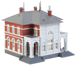 Faller HO Official Building, DUE TBA, LIST PRICE $28.99