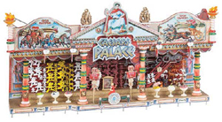 Faller HO Caesars Palace Carnival Ride, LIST PRICE $129.99