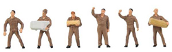 Faller N UPS(R) Logistics Personnel, LIST PRICE $16.99