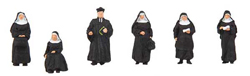 Faller N Pastor and Nuns, LIST PRICE $19.99