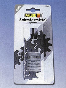 Faller Special Lubricant 25ml, LIST PRICE $9.99