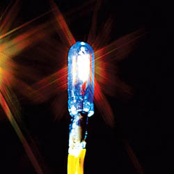 Faller GOW bulb 12-16v blue, LIST PRICE $2.99