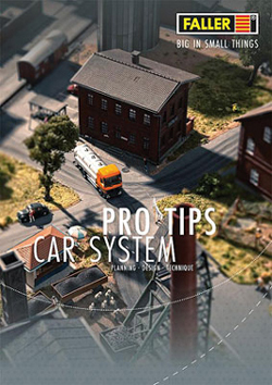 Faller Car System Model Making Made Easy English Language, DUE TBA, LIST PRICE $32.99