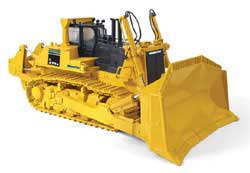 First Gear 1/50 Komatsu D475A 5EO Dozer w/Ripper Assembled Yellow, LIST PRICE $119.95