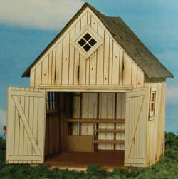 GCLaser O Dilapidated Shed, LIST PRICE $33