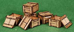 GCLaser Wood Crate Kit #4 6/, LIST PRICE $8