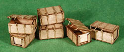 GCLaser Wood Crate Kit #5 6/, LIST PRICE $8