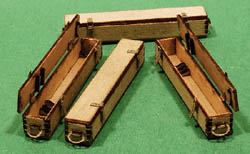 GCLaser Wood Crate Kit #6 6/, LIST PRICE $6.99