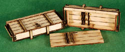 GCLaser Wood Crate Kit #10 2/, LIST PRICE $8
