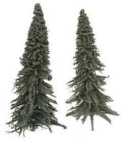 """Grand Central Gems Pine Trees-Large, 7"""" Tall (10), LIST PRICE $20"""