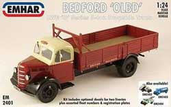 Emhar Model Co BEDFORD OLBD'5ton DROPSIDE :24, LIST PRICE $76
