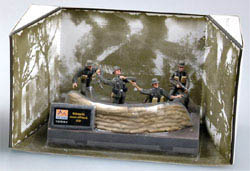EASY MODEL WEHRMACHT STREETS of POLAND , LIST PRICE $26.98