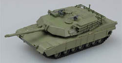 EASY MODEL AIRCRAFT ABRAMS M1A1 MIANLAND 1988 1:72, LIST PRICE $20.98