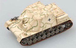 EASY MODEL BRUMMBAR EASTERN FRONT '44 :72, LIST PRICE $19.99