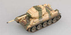 EASY MODEL T-34/85 IRAQI ARMY 1:72 , LIST PRICE $14.98