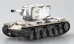 EASY MODEL AIRCRAFT KV-2 TANK RUSSIAN ARMY , LIST PRICE $19.98