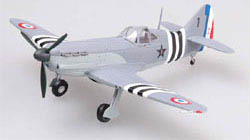 EASY MODEL AIRCRAFT D.520 of CFP CORPS FRANC POMMI, LIST PRICE $19.98