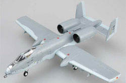 EASY MODEL AIRCRAFT A-10A WARTHOG Germany 1992 :72, LIST PRICE $37.98