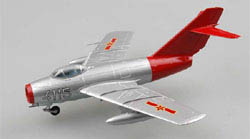 EASY MODEL AIRCRAFT MIG-15 CAF RED FOX 1:72       , LIST PRICE $30.98