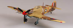 EASY MODEL HURRICANE Mk.II 6sqdn 1:72    , LIST PRICE $14.98