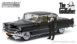 Greenlight Collectibles 1:18 1955 FLEETWOOD GODFATHER , DUE 12/30/2018, LIST PRICE $79.99
